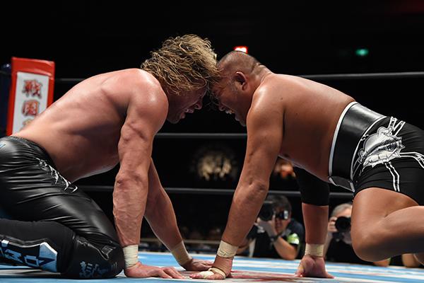 Tomohiro Ishii vs. Kenny Omega (8/4 - NJPW)