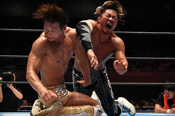 Hiroshi Tanahashi vs. Kota Ibushi (8/12 - NJPW)
