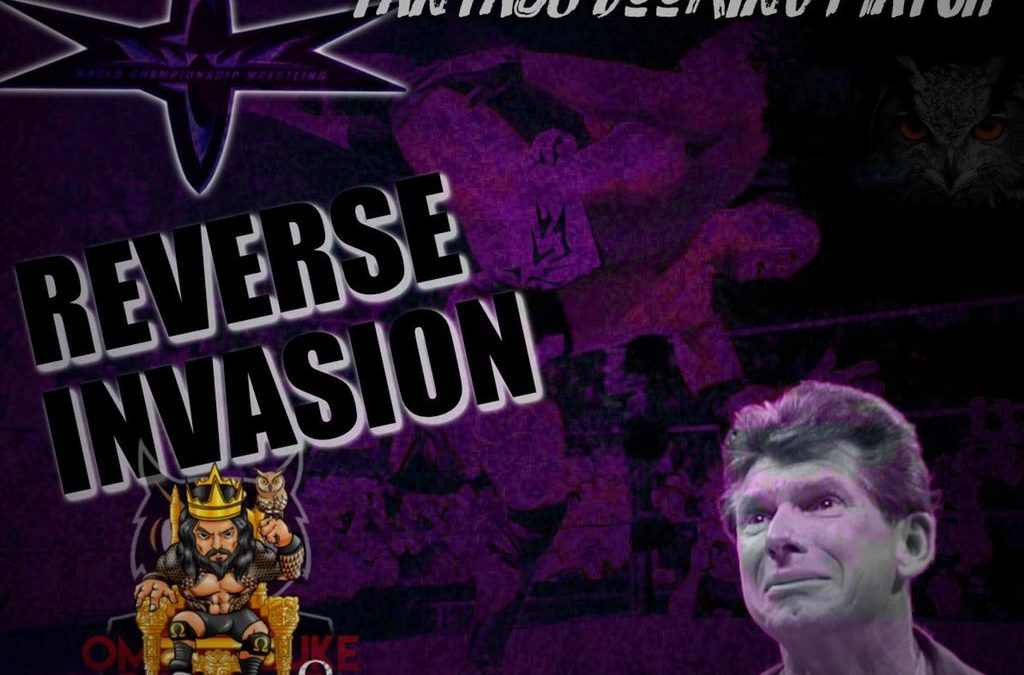Omega Luke Podcast – Reverse Invasion Angle Fantasy Booking # Nev vs JPQ