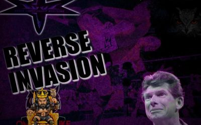 Omega Luke Podcast – Reverse Invasion Angle Fantasy Booking # Nev vs JPQ