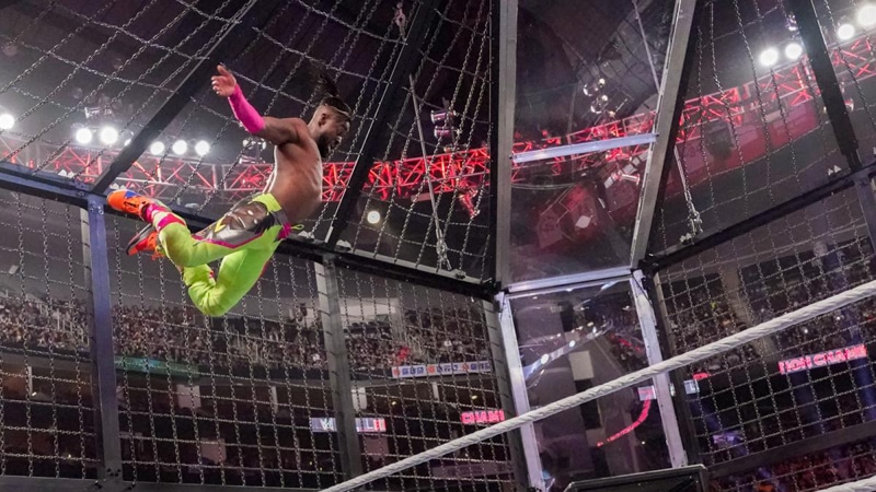 One Nation Radio – Elimination Chamber 2019 Review, Kofi Kingston, Jay White Wins IWGP Title, Double or Nothing Sellout