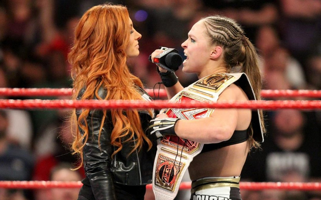 The Ricky & Clive Wrestling Show: The Evolution of Women's Wrestling in WWE