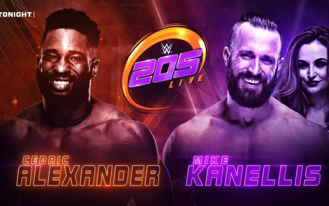 205 Clive's Purple Brand Review: (02/19/19) – Who Faces Murphy at WrestleMania?