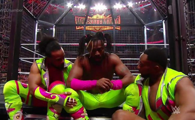 The Ricky & Clive Wrestling Show: WWE Elimination Chamber Review