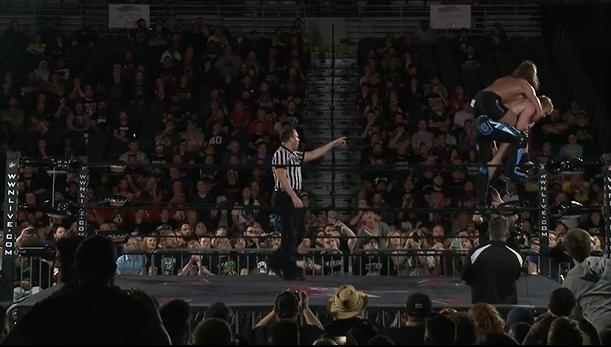 Matt Riddle vs. Will Ospreay (4/6 - WWN)
