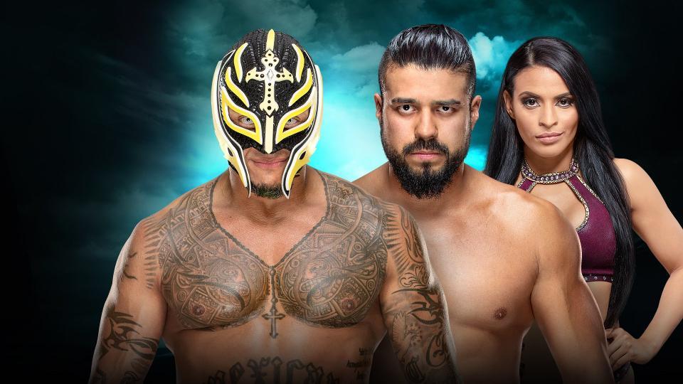 Rey Mysterio vs. Andrade