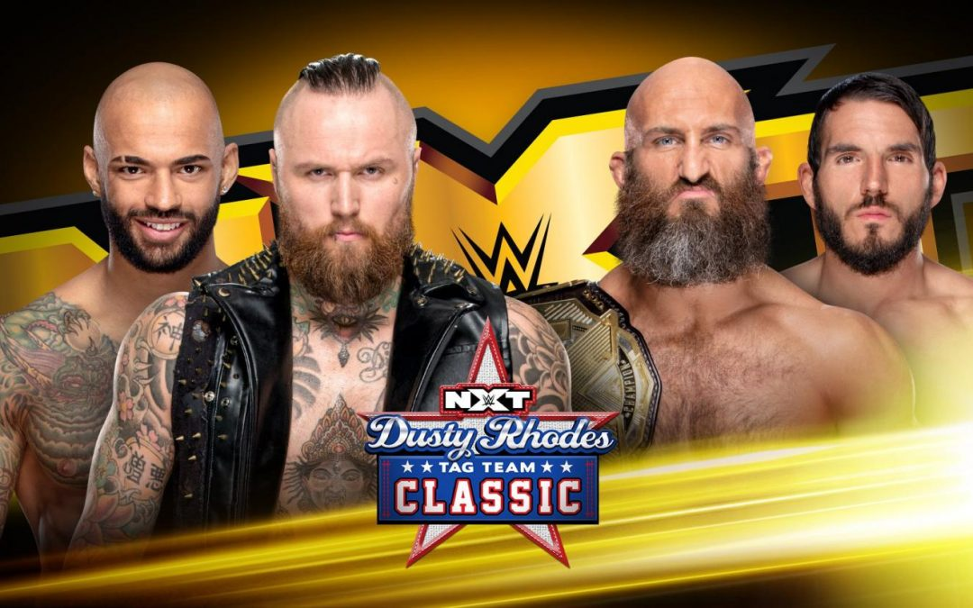 NXT: Then, Now, Forever – 3/15/19 – Semifinals of The 2019 Dusty Rhodes Tag Team Classic