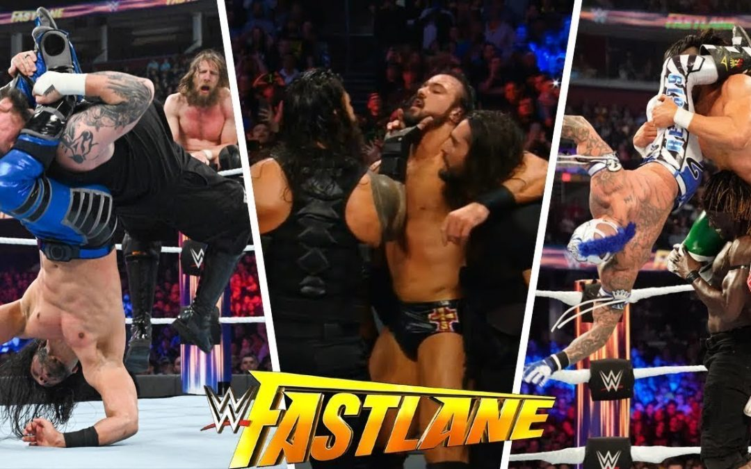 One Nation Radio – #WWEFastlane 2019 Instant Review