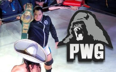 Grown Men Watch This S***? Ep 20 – PWG 200, The Crash, Underworld Wrestling, Sendai Girls & Listener Questions!