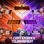 WWE Cruiserweight Title Tournament Semifinals