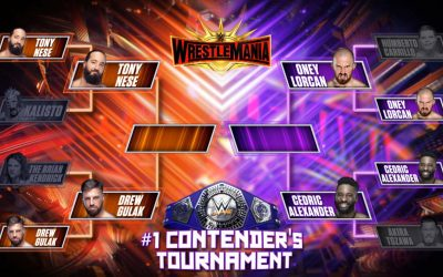 205 Clive's Purple Brand Review: WWE Cruiserweight Title Tournament Semifinals