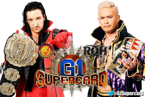 Keepin' It Strong Style – EP 70 – G1 Supercard Preview