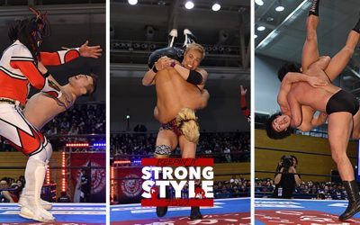 Keepin' It Strong Style – EP 72 – SENGOKU LORD Predictions