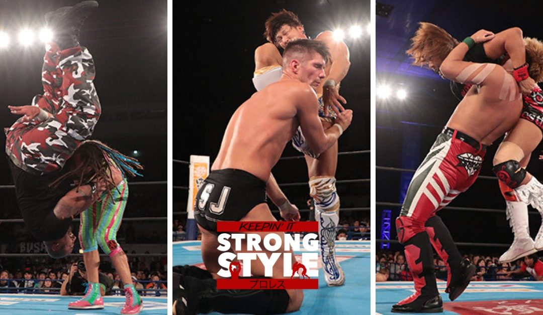 Keepin' It Strong Style – EP 73 – SENGOKU LORD Review