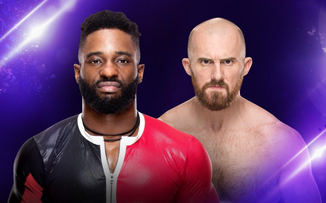 205 Clive's Purple Brand Review (4/16/19): Cedric Alexander vs Oney Lorcan
