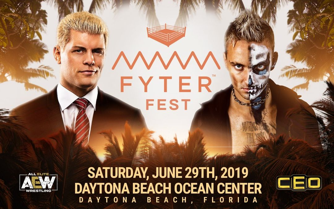 ATE Episode 11: The AEW announce team, newest signings, Fyterfest, and Reviews of BTE and Double or Nothing.