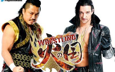 NJPW Wrestling Hi No Kuni Preview & Predictions
