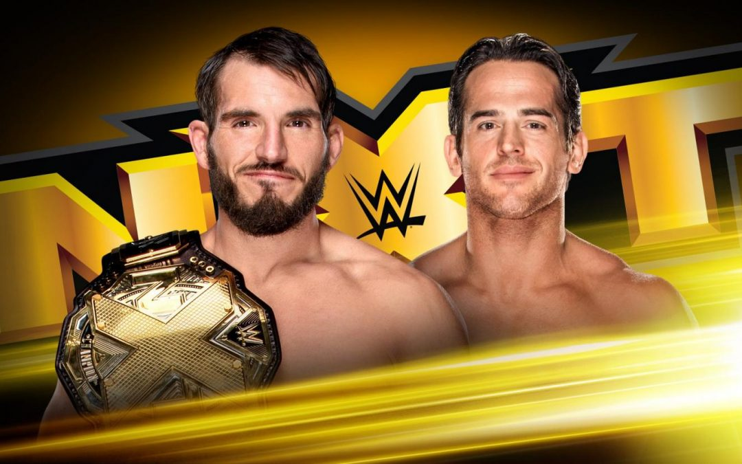 NXT: Then, Now, Forever – Johnny Gargano vs Roderick Strong