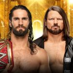 WWE Money in the Bank 2019 - Seth Rollins vs AJ Styles