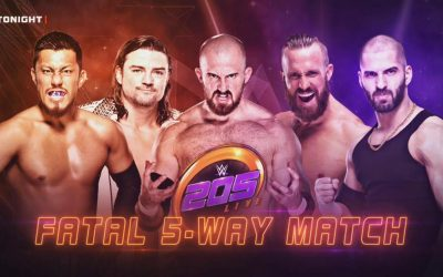 205 Clive's Purple Brand Review (5/21/19): Fatal 5-Way Main Event