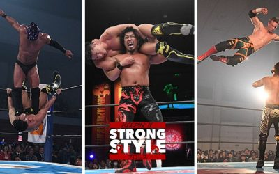 Keepin' It Strong Style – EP 77 – BOSJ 26 Nights 1-6 Review