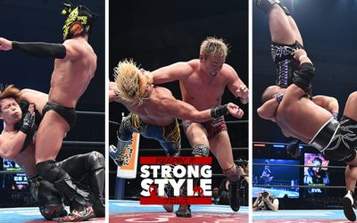 Keepin' It Strong Style – EP 75 – Wrestling Dontaku 2019 Review