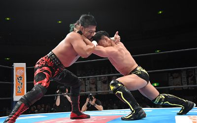 Best of the Super Juniors 26 Night One Review