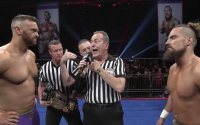 Grown Men Watch This S***? Ep 25 – GCW, NWA, Fight Club Pro 7 Double Arquette-Watch