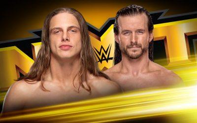 NXT: Then, Now, Forever – 5/9/19 – Matt Riddle Vs Adam Cole