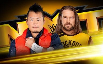 NXT: Then, Now, Forever – 5/3/19 – The Debut of KUSHIDA
