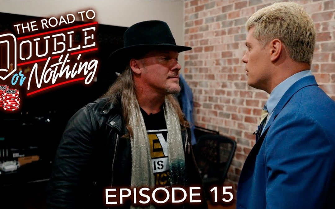 ATE Episode 14: AEW TV deal, DoN UK PPV deal, and preview of Starrcast events at the Tuscany.