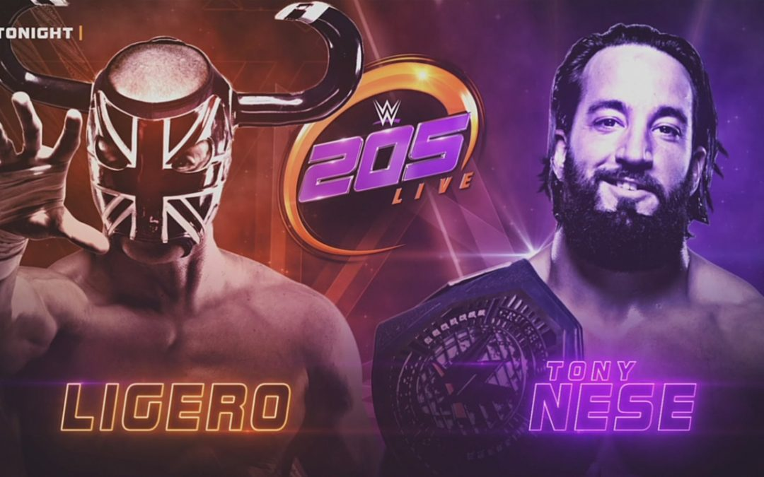 205 Clive's Purple Brand Review (5/14/19): 205 Live's Invite To NXT UK