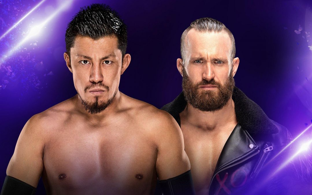 205 Clive's Purple Brand Review (5/7/19): Akira Tozawa vs Mike Kanellis – No Disqualification Match