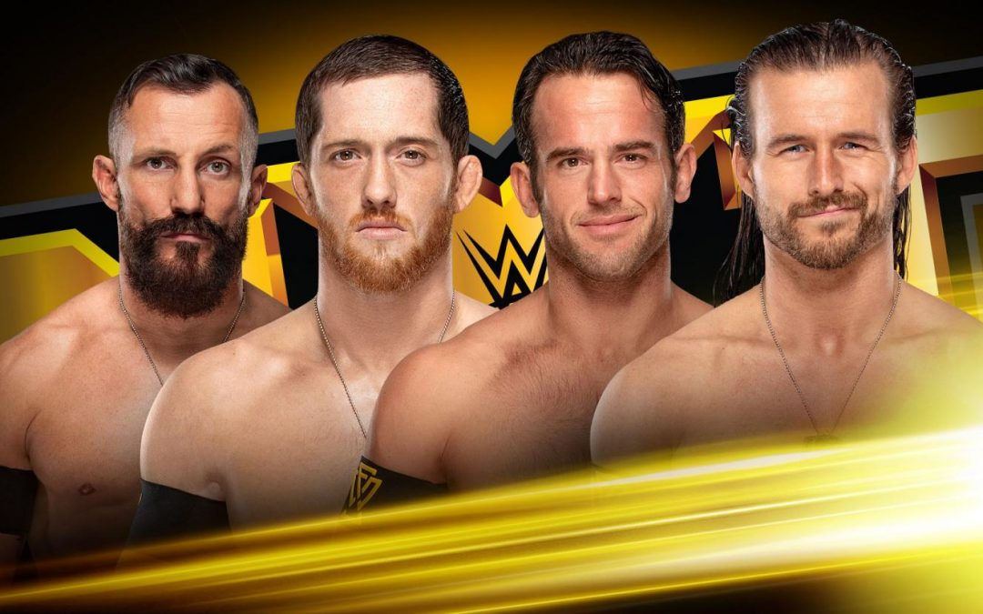 NXT: Then, Now, Forever – 5/24/19 – Gargano & Riddle Vs Fish & O'Reilly