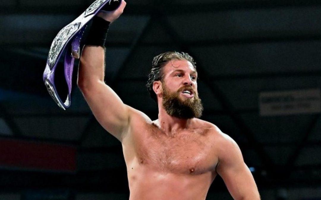 205 Clive's Purple Brand Review (06/25/19): Drew Gulak's Cruiserweight Championship Reign Begins