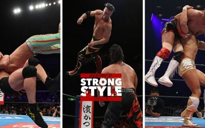 Keepin' It Strong Style – EP 80 – BOSJ 26 Finals and Dominion 2019 Review