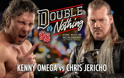 ATE Episode 16: Double Or Nothing review with Joshua Smith from Keepin It Strong Style