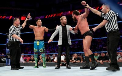 205 Clive's Purple Brand Review (06/11/19): Chad Gable's 205 Live Debut / Cruiserweight Championship Challenger Announced….?