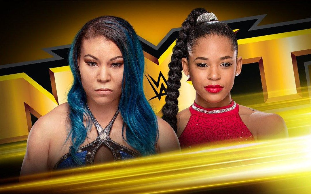 NXT: Then, Now, Forever – 6/6/19 – Mia Yim vs Bianca Belair