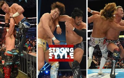 Keepin' It Strong Style – EP 84 – NJPW G1 Climax 29 Night 1 Review
