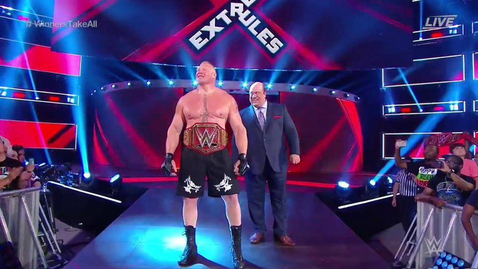 One Nation Radio – 7/15/19 – WWE Extreme Rules Instant Reaction / AEW Fight for the Fallen Review