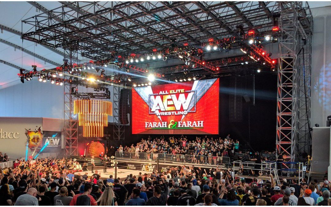 AEW Fight For The Fallen Review