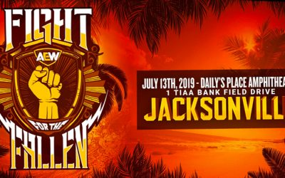 AEW Fight For The Fallen Preview