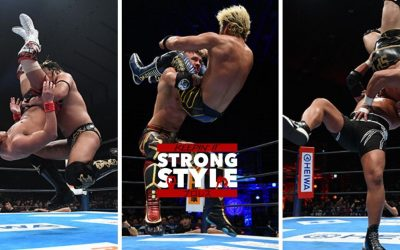 Keepin' It Strong Style – EP 85 – NJPW G1 Climax 29 Nights 2-4 Review