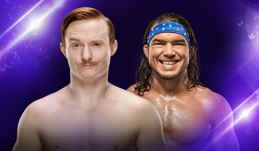 205 Clive's Purple Brand Review (07/16/19): Chad Gable vs Jack Gallagher