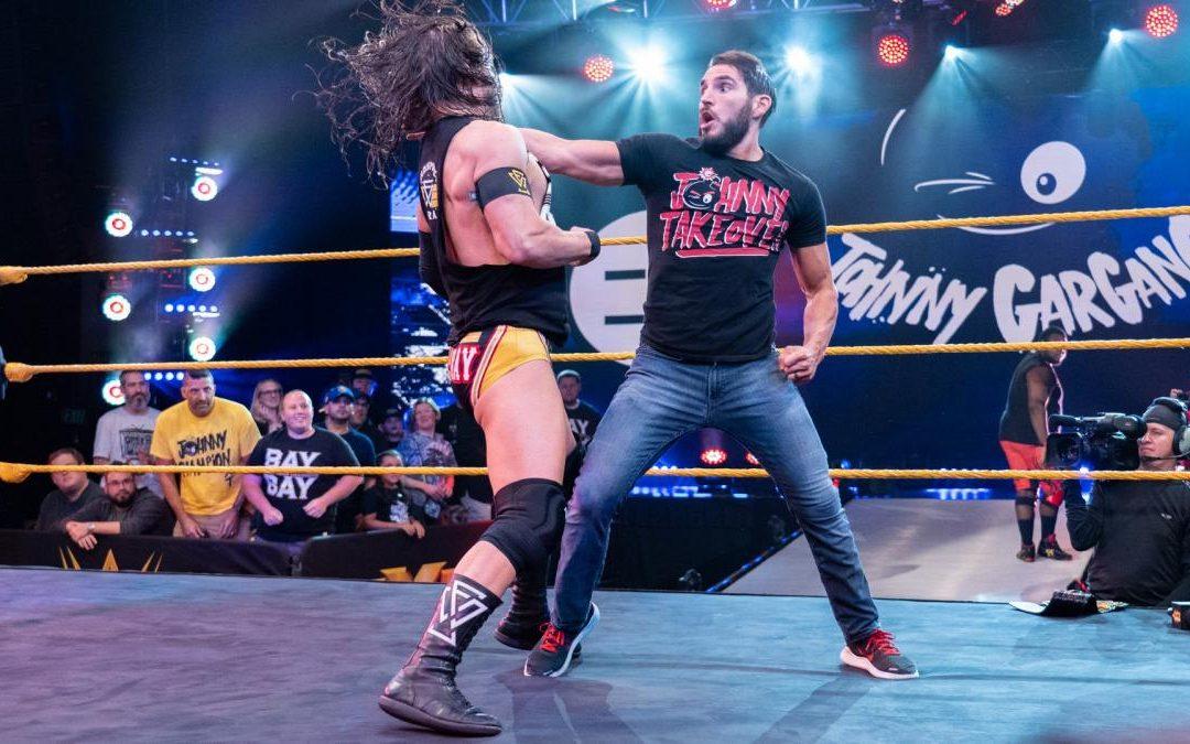 WWE NXT Review (07-17-19): Johnny Gargano Returns